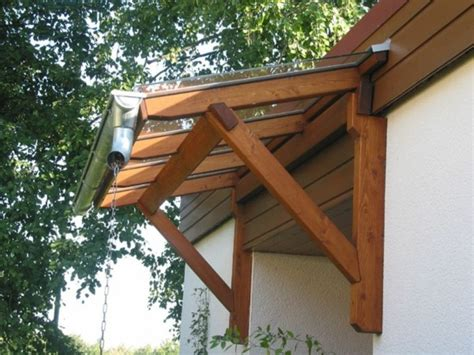 Wood Porch Awning Plans