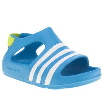 toddler adidas sandals boys blue adidas adilette play toddler sandals schuh