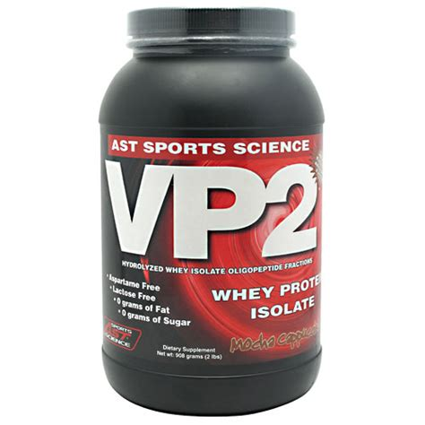 Whey Vp2 vp2 whey isolate by ast 2 lbs of building protein 38 99