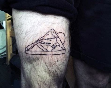 70 small simple tattoos for manly ideas and inspiration