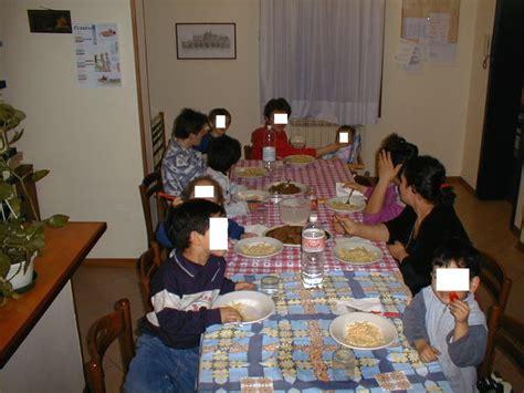 casa famiglia casa famiglia pio x il 22 settembre una cena per il nuovo