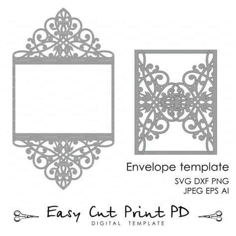 5x7 Invitation Card Template by Wedding Invitation Pattern Card 5x7 Template By