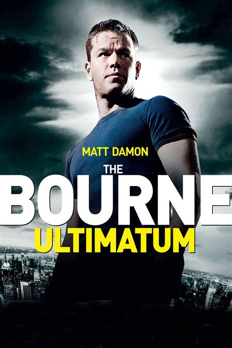 The Bourne Ultimatum itunes the bourne ultimatum
