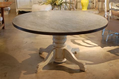 galvanized steel table top discover and save creative ideas