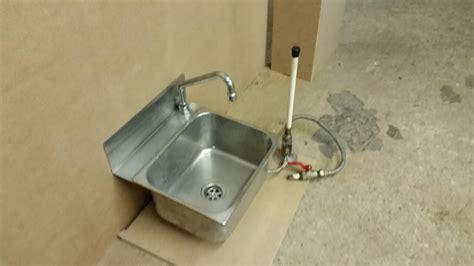 lavabo inox plonges et lavabos inox