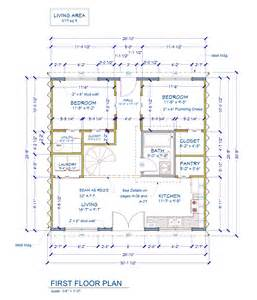 Good Multigenerational House Plans #5: First_floor.png