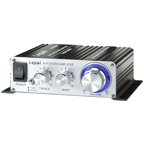 Small Powerful Home Lifier Lepai Lp 2020a Tripath Class T Hi Fi Audio Mini Lifier