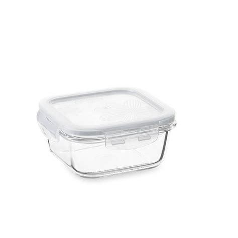 conservation plat cuisin plat en verre avec couvercle 540 ml lock and lock bo 238 tes