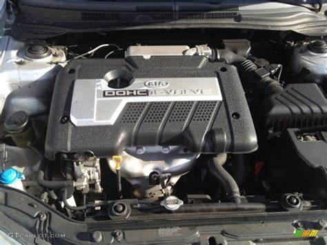 2005 Kia Engine 2005 Kia Spectra 5 Wagon Engine Photos Gtcarlot