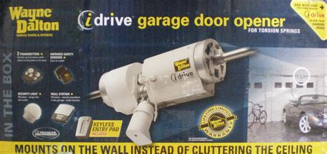 Wayne Dalton Classic Drive Garage Door Opener Wayne Dalton Idrive Torsion Garage Door Opener I Drive System On Popscreen
