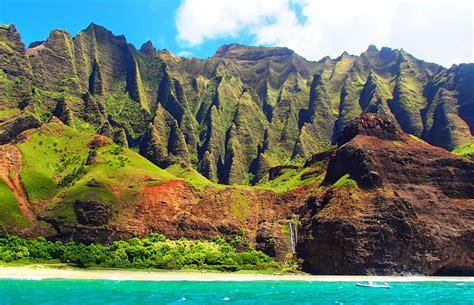 napali coast boat tours departing from north shore kauai multisport adventure adventure people