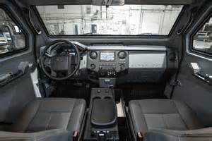 Interior Of Eye Terradyne S Gurkha Rpv Civilian Edition