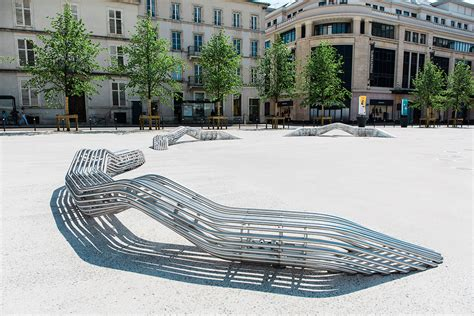 Mobilier Urbain Banc by Top Banc Urbain Design Oi52 Montrealeast