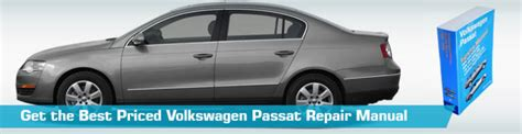 Vw Volkswagen Passat Repair Manual Service Manual