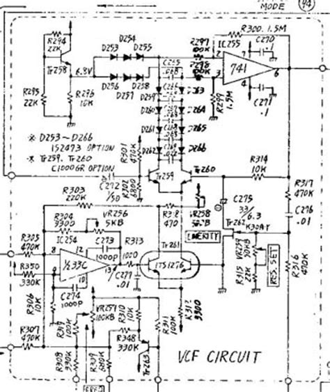 diode ladder filter schematic any for roland sh 7 page 2 gearslutz pro audio community