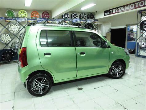 Tv Mobil Untuk Wagon R suzuki karimun wagon r use conquista ring 15 toko velg racing mobil dan ban mobil