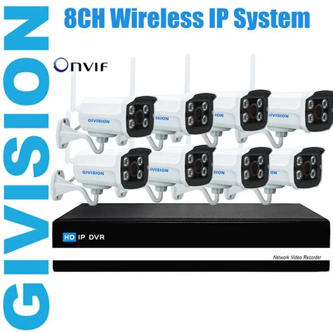 8ch wireless security home mini 8 ip nvr cctv
