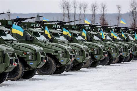 Ukrainian Defense Industry, Ukraine's military capacity ... Ukraine Military Equipment