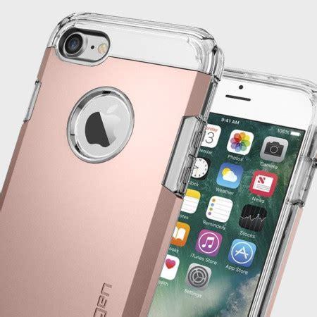 Spigen Iphone 7 Tough Armor Gold 042cs20492 spigen tough armor iphone 7 h 252 lle in rosa gold