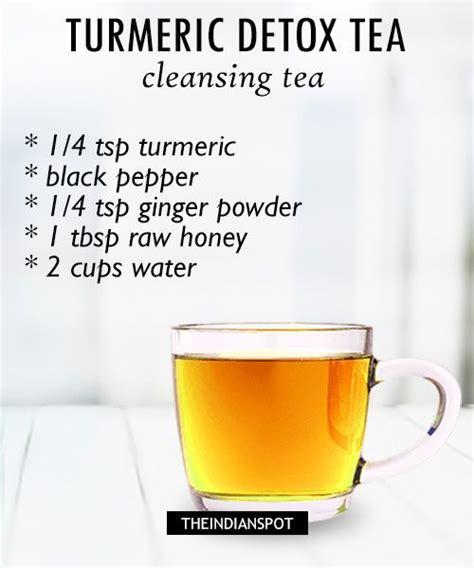 Tea Tonic Detox Tea by Best 25 Turmeric Water Ideas On Anti