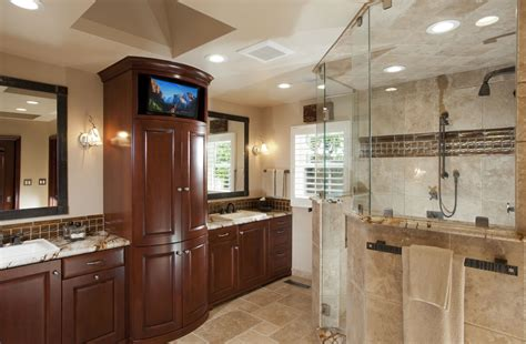 master bathroom remodel saratoga home remodeling spotlight gallery cage design build