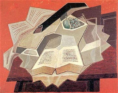 el libro abierto aceite de pablo picasso 1881 1973 spain artsiartistesantonia cubismo