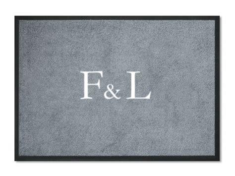 mattilde die matte mit pfiff t 252 rmatte initialen personalisiert mit namen mattilde