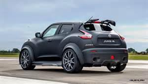 2 Car Garages 2015 Nissan Juke R 2 0