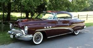 53 Buick For Sale Buy Used 53 Buick 2 Door Hardtop 73k Original