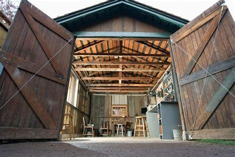 garage in the backyard photos inside the backyard garage that was hp general