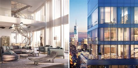 Triplex Floor Plans rupert murdoch lists one madison penthouse for 72m is
