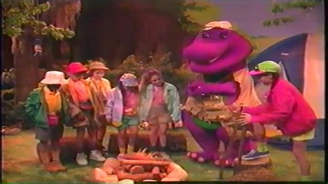 barney backyard barney cfire sing along cast