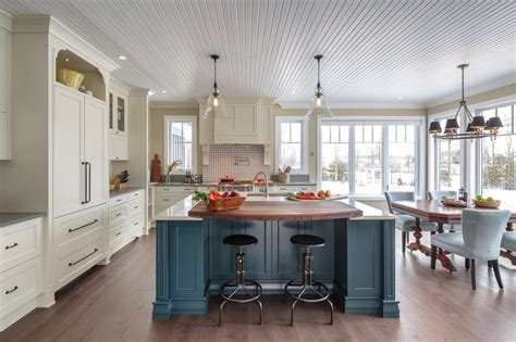 countryside traditional kitchen astro design ottawa