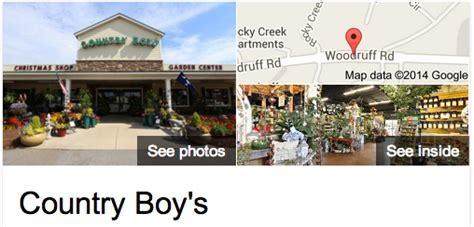 Garden Center Greenville Sc Home Accents Garden City Sc 28 Images Country Boy S