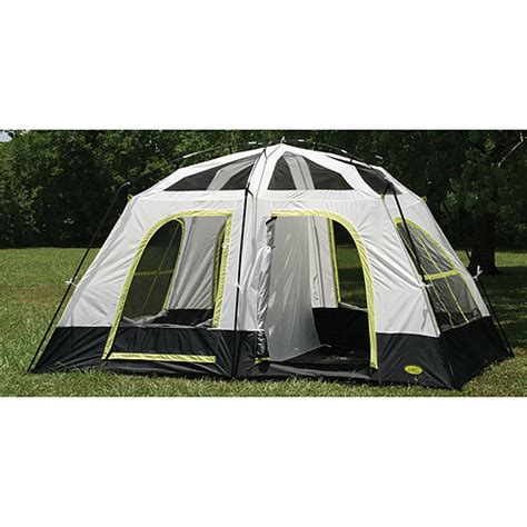 2 Room Cabin Tent by Get The Texsport Lazy River 9 X 8 Two Room Cabin Tent At
