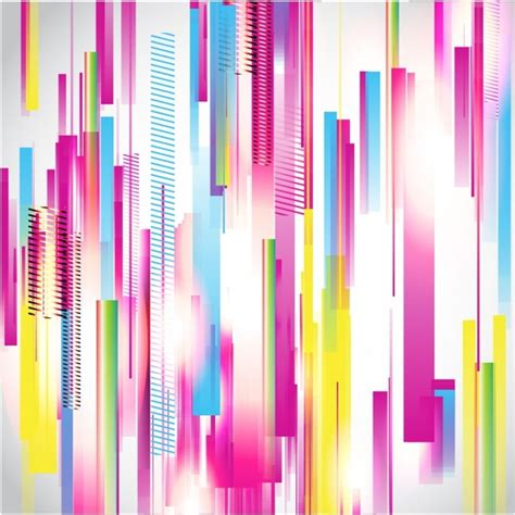colorful lines colorful lines free vector in adobe illustrator ai ai