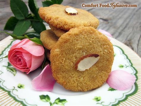 chewy food chewy almond cardamom cookies comfort food infusion