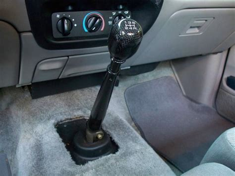 who has a cool shift knob ford ranger forum