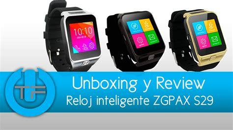 Smartwatch Zgpax S29 Zgpax S29 Smartwatch Para Ios Y Android