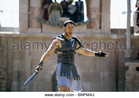 russell crowe gladiator 2000 stock photo royalty free russell crowe directed by ridley scott stock photo