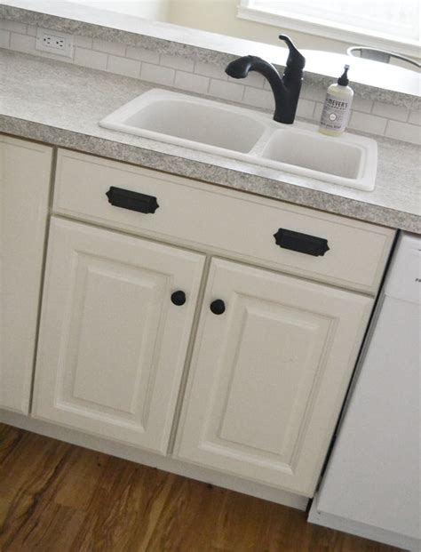 sink base kitchen cabinet white 30 quot sink base momplex vanilla kitchen diy projects