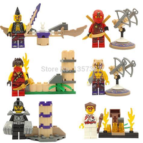 Lego China Decool Minifigures Ninjago 2017 wholesale jlb ninjago decool lele minifigures