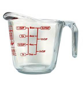nycupcake s musings 187 blog archive 187 1 cup measuring cup glass