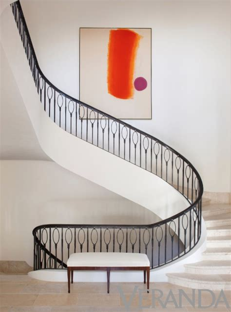 stan topol gorgeous staircase by designer stan topol step up