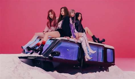 blackpink new mv blackpink soars to new heights as mv for quot whistle quot hits