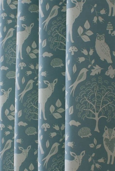 woodland themed curtains 17 best images about animal themed prints on pinterest