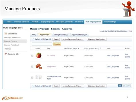 alibaba listing alibaba training how to list multi language product on alibaba