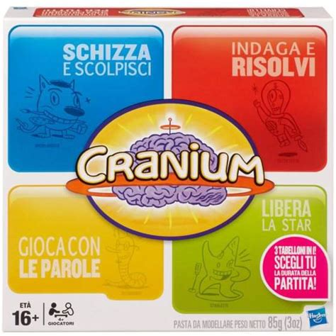 cranium gioco da tavolo prezzo cranium di hasbro prezzo costo gioco di societ 224 offerte