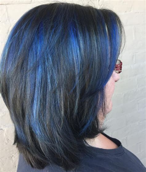 new hair styles with oil and water 37 exquisite blue black hair 2018 s most popular ideas