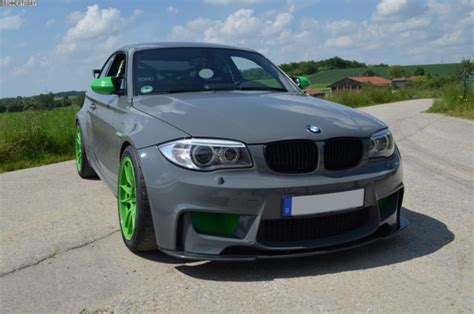Bmw 1er Coupe Tuning by Bmw 1m Tuned To Deliver 500 Horsepower